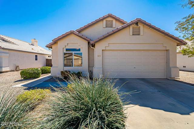 213 W Caroline Lane, Chandler, AZ 85225 (MLS #6203368) :: Midland Real Estate Alliance