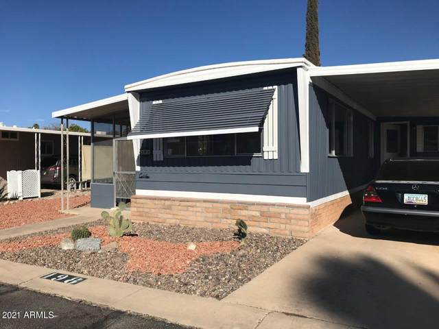 3411 S Camino Seco #198, Tucson, AZ 85730 (MLS #6203375) :: The Property Partners at eXp Realty