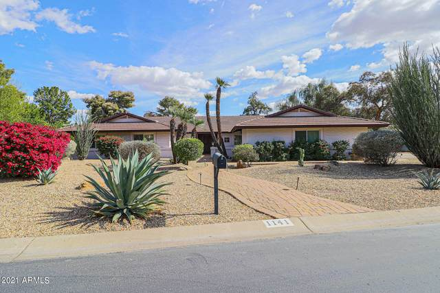 1141 E Acacia Circle, Litchfield Park, AZ 85340 (MLS #6203377) :: Executive Realty Advisors