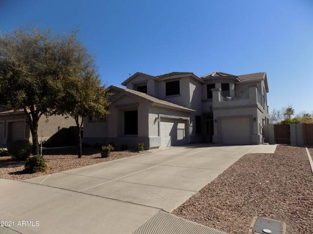 12047 N 149TH Drive, Surprise, AZ 85379 (MLS #6203381) :: Yost Realty Group at RE/MAX Casa Grande