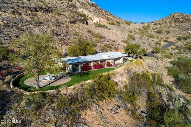 7040 N Invergordon Road, Paradise Valley, AZ 85253 (MLS #6203386) :: The Riddle Group