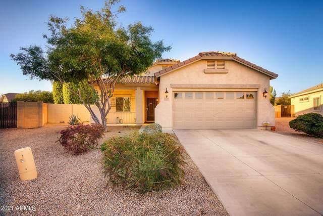 15283 W Desert Hills Drive, Surprise, AZ 85379 (MLS #6203389) :: The Laughton Team