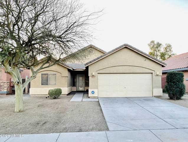 1620 S 80TH Drive, Phoenix, AZ 85043 (MLS #6203390) :: Keller Williams Realty Phoenix