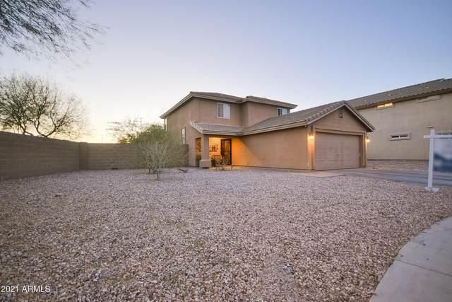 1142 S 225TH Avenue, Buckeye, AZ 85326 (MLS #6203391) :: The Garcia Group