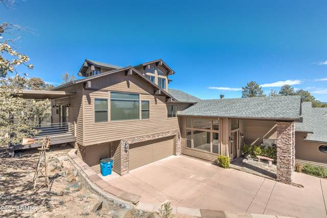 914 N Scenic Drive, Payson, AZ 85541 (MLS #6203392) :: Devor Real Estate Associates