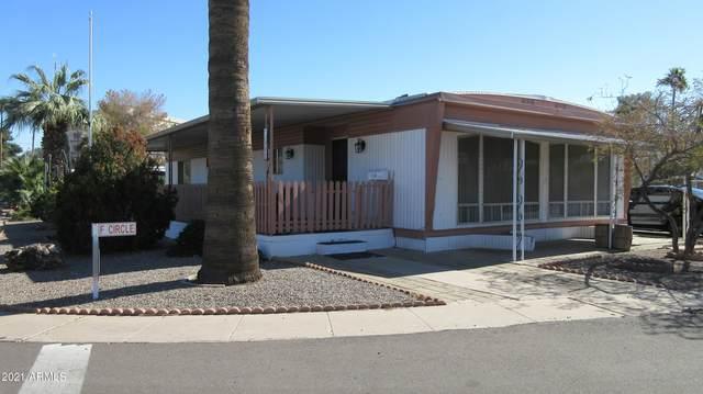 5201 W Camelback Road Fc198, Phoenix, AZ 85031 (MLS #6203394) :: Yost Realty Group at RE/MAX Casa Grande