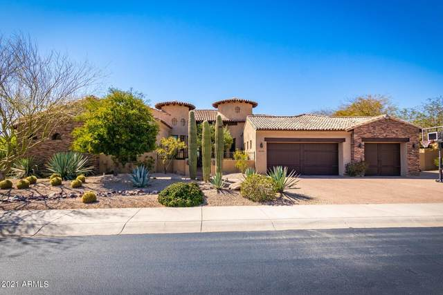 10258 N 133RD Street, Scottsdale, AZ 85259 (MLS #6203396) :: Executive Realty Advisors