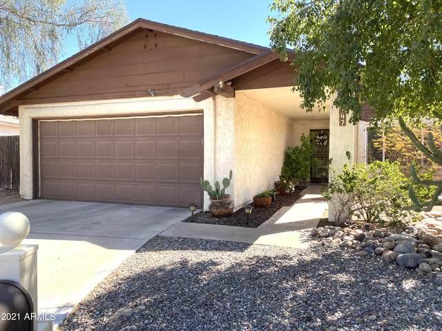 947 N 87TH Way, Scottsdale, AZ 85257 (MLS #6203401) :: Midland Real Estate Alliance