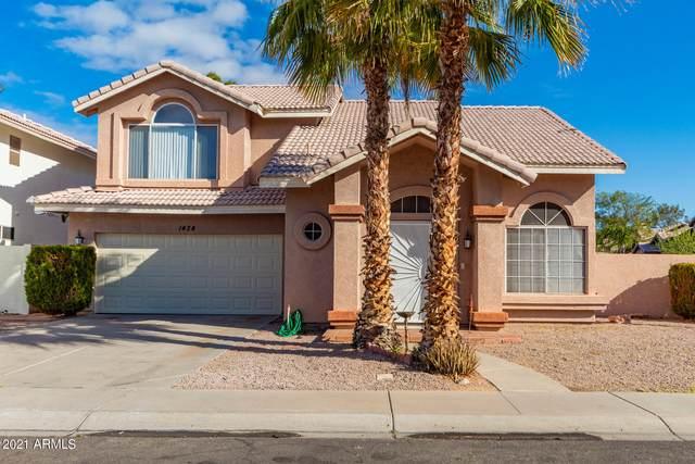 1424 E Park Avenue, Chandler, AZ 85225 (MLS #6203403) :: Midland Real Estate Alliance