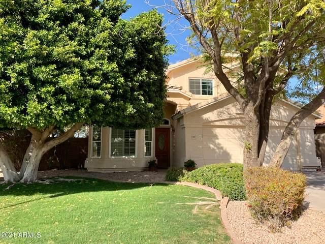 1392 E Sierra Madre Avenue, Gilbert, AZ 85296 (MLS #6203404) :: Midland Real Estate Alliance