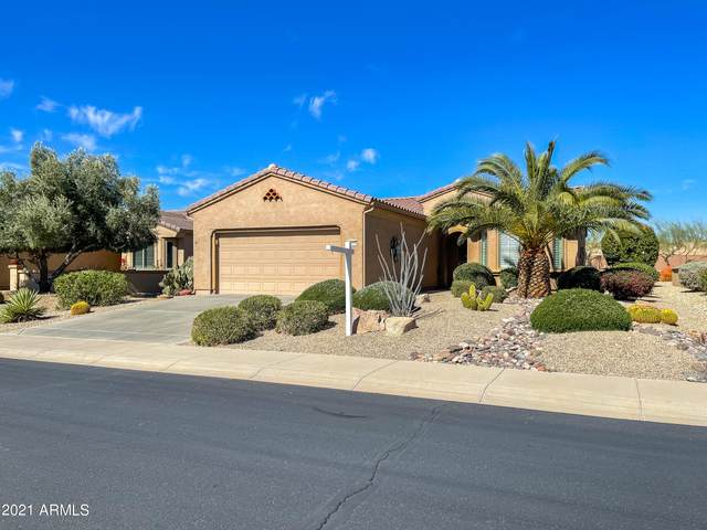 20068 N London Bridge Drive N, Surprise, AZ 85387 (MLS #6203416) :: The Laughton Team
