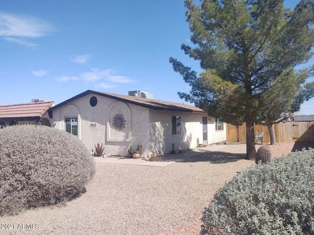 2180 W Val Vista Drive #78, Wickenburg, AZ 85390 (MLS #6203419) :: Openshaw Real Estate Group in partnership with The Jesse Herfel Real Estate Group
