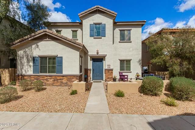 22076 N 103RD Lane #351, Peoria, AZ 85383 (MLS #6203421) :: Yost Realty Group at RE/MAX Casa Grande