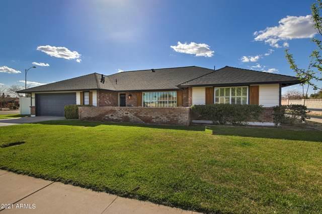 8531 E Monterey Way, Scottsdale, AZ 85251 (MLS #6203424) :: Midland Real Estate Alliance