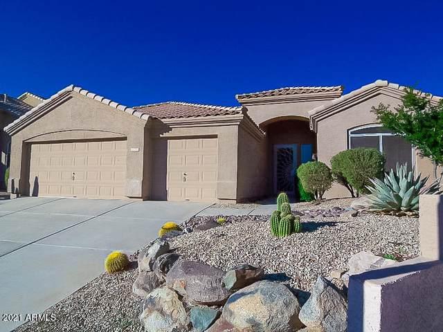626 W Thunderhill Drive, Phoenix, AZ 85045 (MLS #6203426) :: Midland Real Estate Alliance