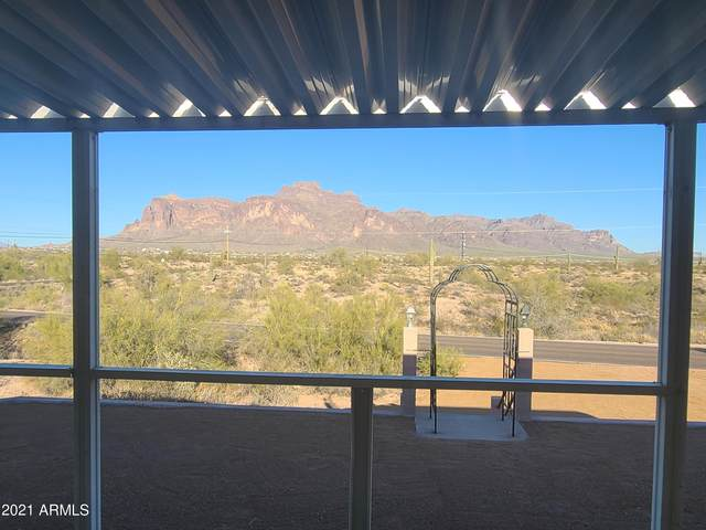 3175 E Superstition Boulevard, Apache Junction, AZ 85119 (MLS #6203429) :: Executive Realty Advisors