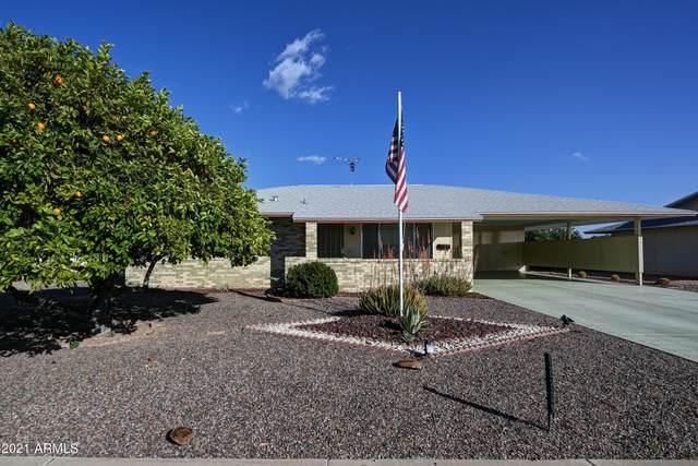 12209 N Mission Drive, Sun City, AZ 85351 (MLS #6203430) :: The Garcia Group