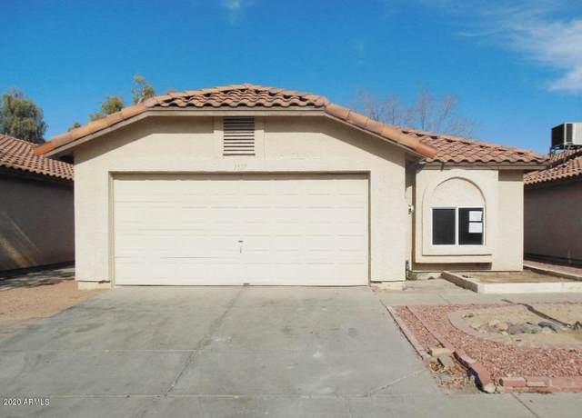 4545 N 67TH Avenue #1117, Phoenix, AZ 85033 (MLS #6203432) :: Keller Williams Realty Phoenix