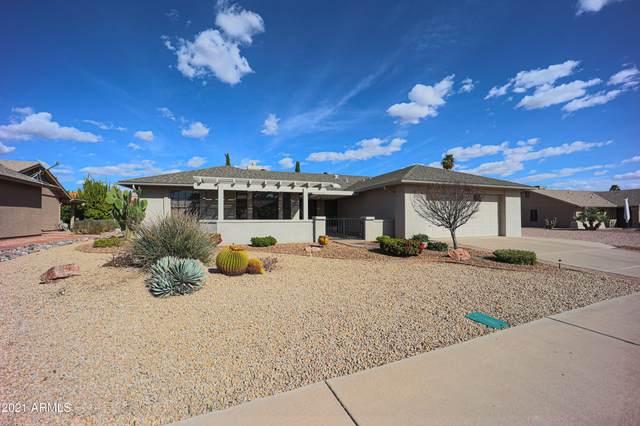 2394 Leisure World, Mesa, AZ 85206 (MLS #6203433) :: Midland Real Estate Alliance