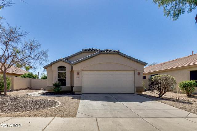 16747 W Taylor Street, Goodyear, AZ 85338 (MLS #6203439) :: Devor Real Estate Associates