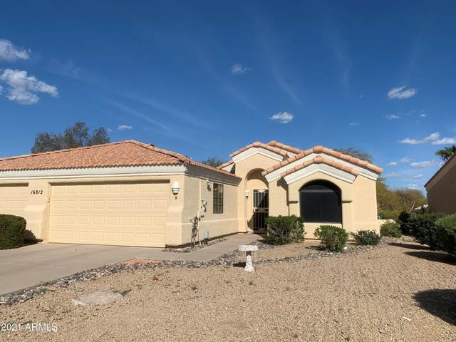 16812 E Alamosa Avenue B, Fountain Hills, AZ 85268 (MLS #6203441) :: Devor Real Estate Associates