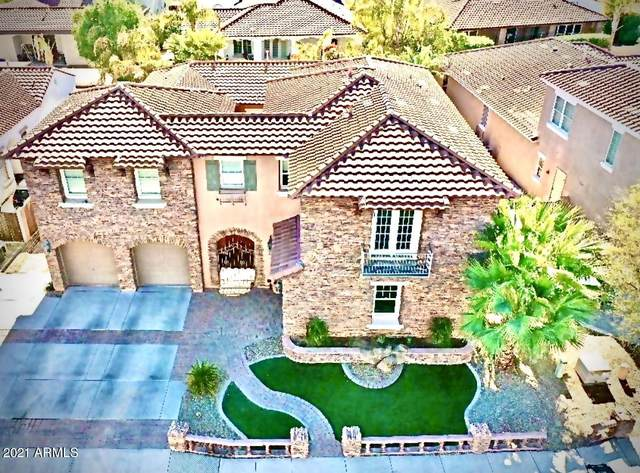 2089 E Hackberry Place, Chandler, AZ 85286 (MLS #6203449) :: Zolin Group