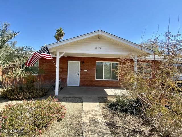 619 N 47TH Place, Phoenix, AZ 85008 (MLS #6203455) :: Executive Realty Advisors