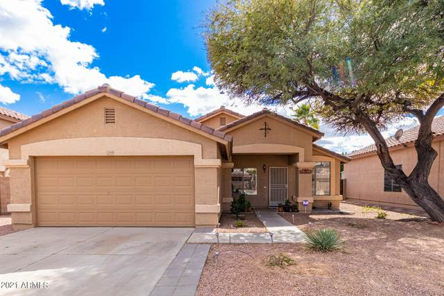 15959 W Tasha Drive, Surprise, AZ 85374 (MLS #6203457) :: Yost Realty Group at RE/MAX Casa Grande