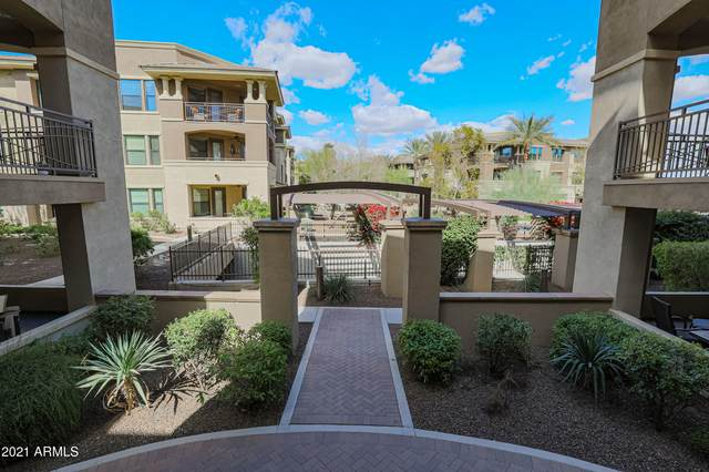 7601 E Indian Bend Road #2014, Scottsdale, AZ 85250 (MLS #6203469) :: BVO Luxury Group