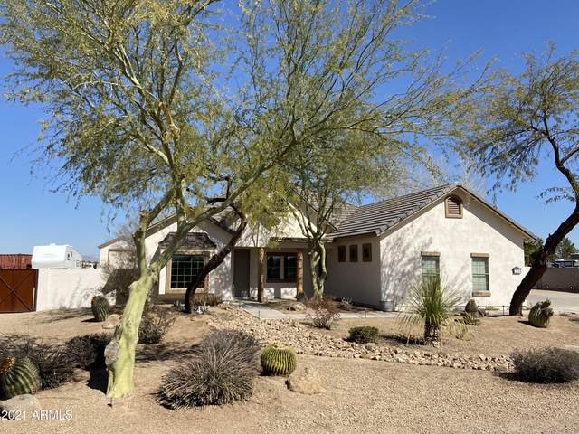 2984 E Horse Mesa Trail, San Tan Valley, AZ 85140 (MLS #6203470) :: The Luna Team