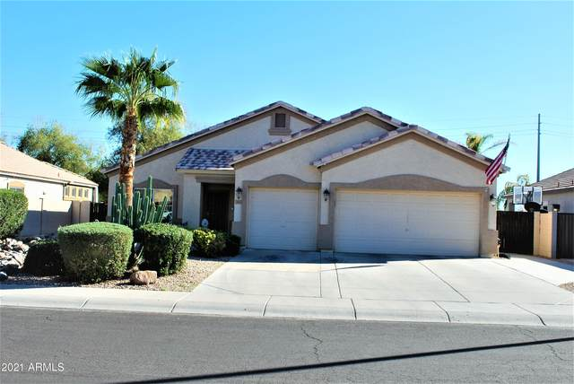 3413 E Thornton Avenue, Gilbert, AZ 85297 (MLS #6203471) :: Zolin Group