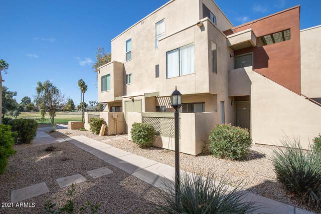 3600 N Hayden Road #3609, Scottsdale, AZ 85251 (MLS #6203474) :: Zolin Group