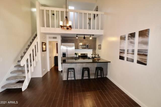 8055 E Thomas Road D121, Scottsdale, AZ 85251 (MLS #6203483) :: The Copa Team | The Maricopa Real Estate Company