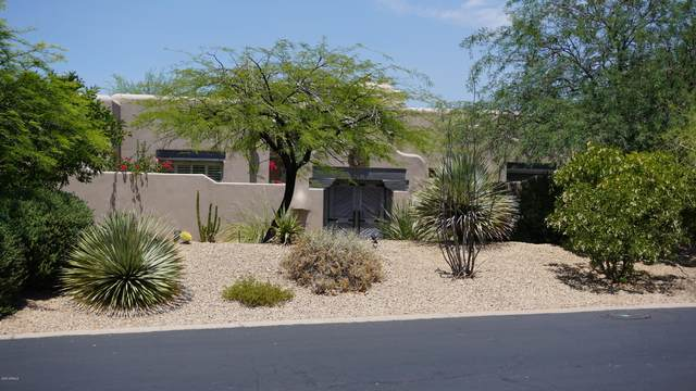 24200 N Alma School Road #17, Scottsdale, AZ 85255 (MLS #6203486) :: Devor Real Estate Associates