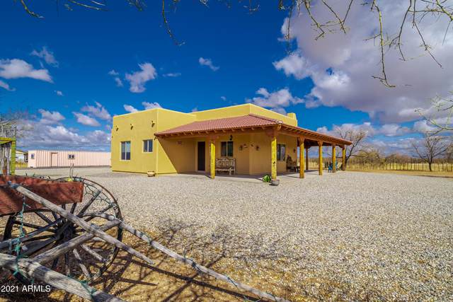 50812 N 453RD Avenue, Wickenburg, AZ 85390 (MLS #6203507) :: Openshaw Real Estate Group in partnership with The Jesse Herfel Real Estate Group