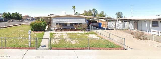 7232 S 42ND Street, Phoenix, AZ 85042 (MLS #6203519) :: Executive Realty Advisors