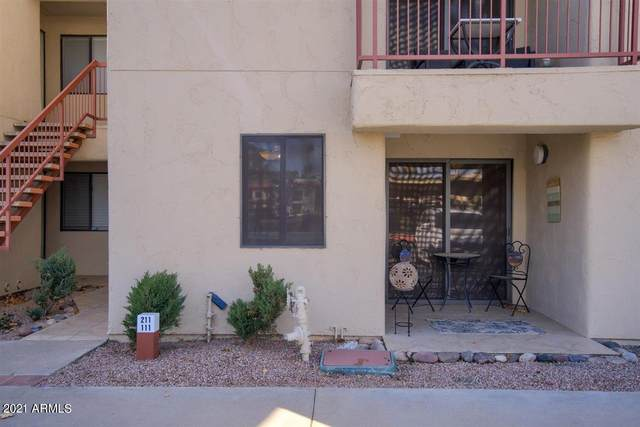 9340 N 92ND Street #111, Scottsdale, AZ 85258 (MLS #6203521) :: The Laughton Team