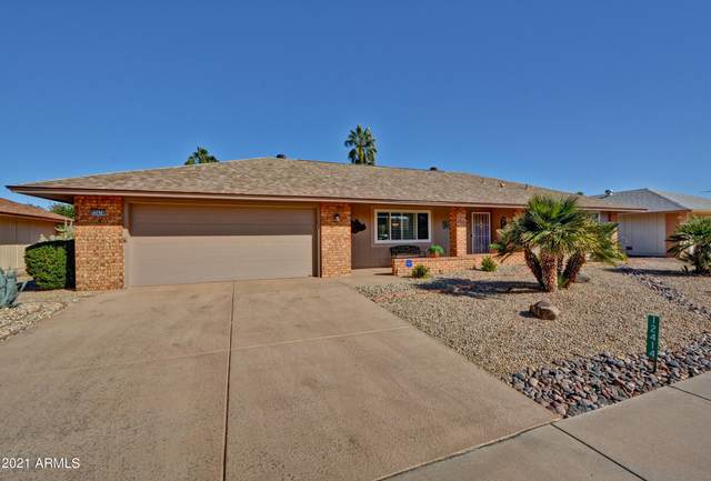 12414 W Flagstone Drive, Sun City West, AZ 85375 (MLS #6203523) :: Long Realty West Valley