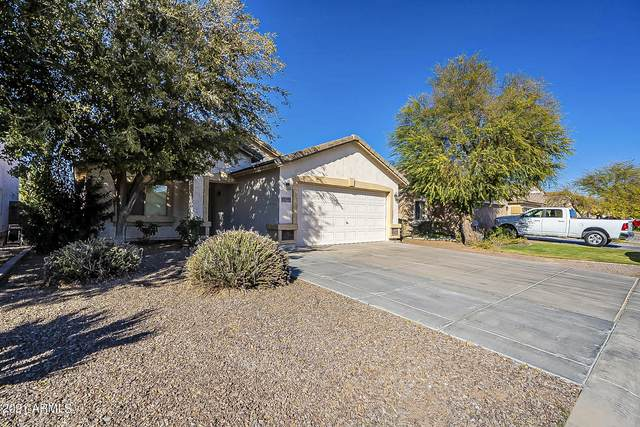 1260 W Wilson Avenue, Coolidge, AZ 85128 (MLS #6203525) :: The Luna Team