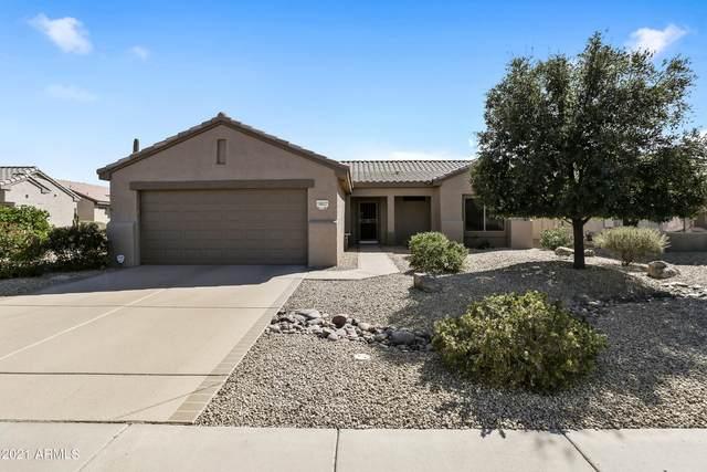 19527 N Hidden Canyon Drive, Surprise, AZ 85374 (MLS #6203530) :: Executive Realty Advisors