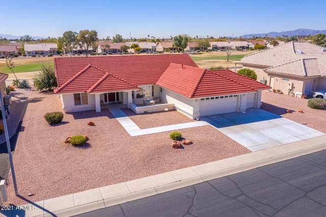 15205 W White Wood Drive, Sun City West, AZ 85375 (MLS #6203539) :: The Luna Team