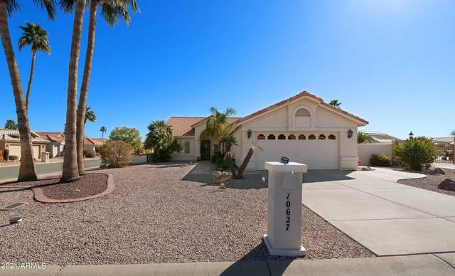 10627 E Cedar Waxwing Drive, Sun Lakes, AZ 85248 (MLS #6203544) :: Zolin Group