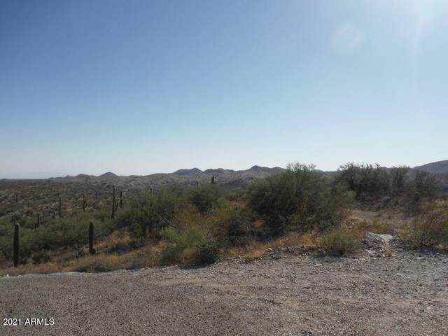 0 N 292nd Avenue, Wickenburg, AZ 85390 (MLS #6203562) :: Kepple Real Estate Group
