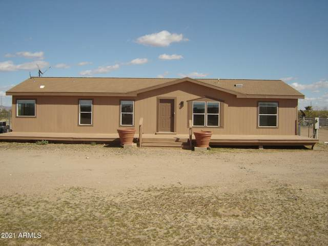 28413 N 221ST Avenue, Wittmann, AZ 85361 (MLS #6203565) :: The Property Partners at eXp Realty