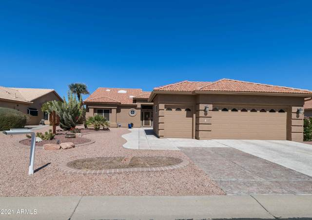 10226 E Stoney Vista Drive, Sun Lakes, AZ 85248 (MLS #6203570) :: Zolin Group