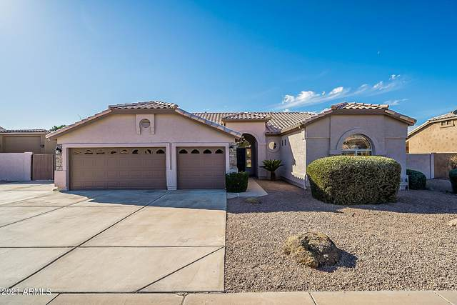2333 E Finley Street, Gilbert, AZ 85296 (MLS #6203573) :: Zolin Group