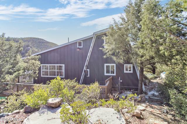 1993 W Munsee Drive, Payson, AZ 85541 (MLS #6203584) :: The Carin Nguyen Team