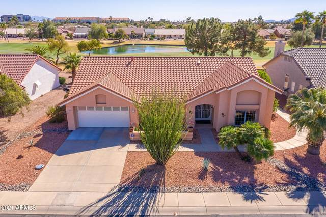 14665 W Ravenswood Drive, Sun City West, AZ 85375 (MLS #6203589) :: Long Realty West Valley