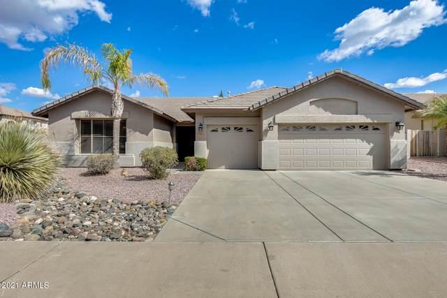 17479 N 70TH Lane, Glendale, AZ 85308 (MLS #6203594) :: The Garcia Group
