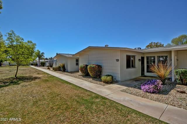 10541 W Palmeras Drive, Sun City, AZ 85373 (MLS #6203614) :: The Laughton Team
